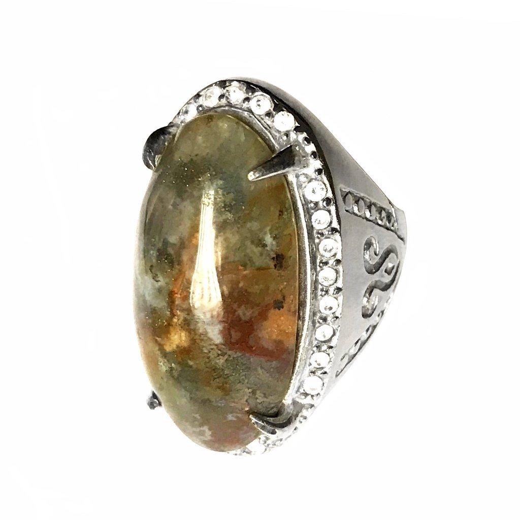 Pancawarna Gemstone Ring