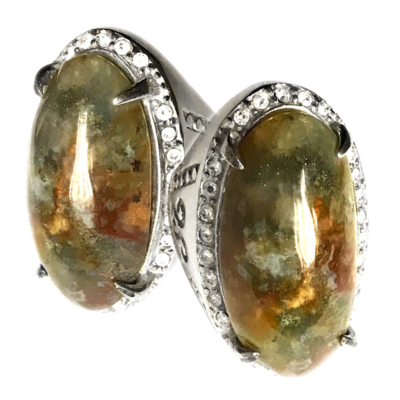 Powerful Panca Warna Jasper Jewel from Java (including Free eBook!)