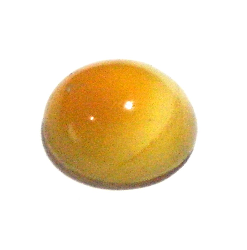 Small Orange Agate Mustika Gemstone to Reduce Stress and to Restore Emotional Balance