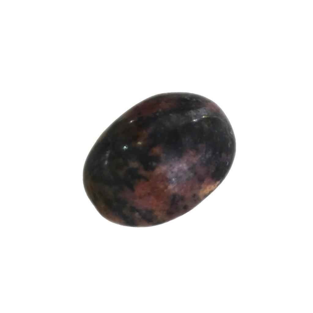 Black Agate Mustika Gemstone