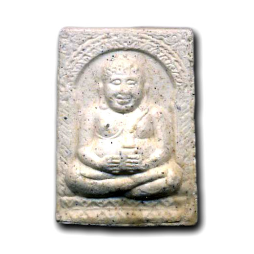 Mahākaccāyana Thera Amulet made from Sacred Powders