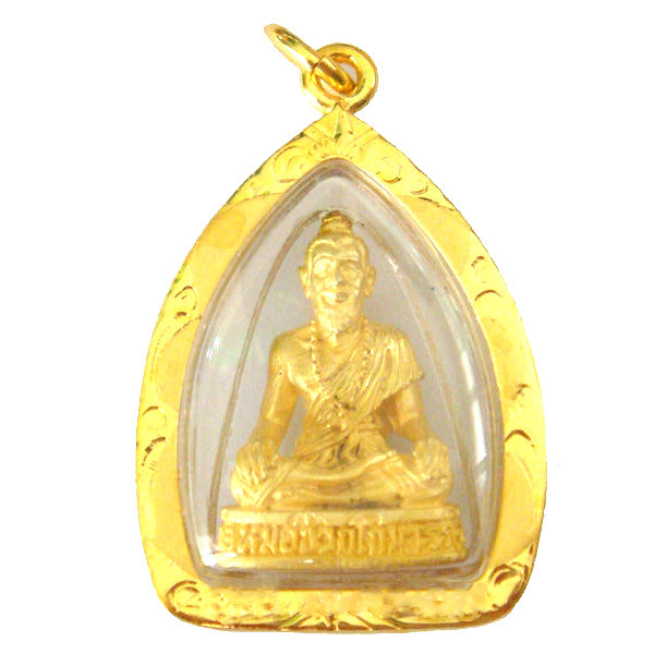 Rêsi Caraka Amulet for Good Health and Luck