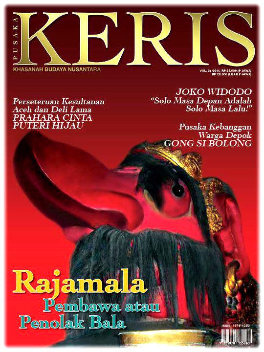 Majalah Keris vol. 21
