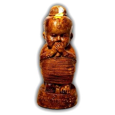 Toyol statue - Luang Por Goy, Wat Khao Din Tai