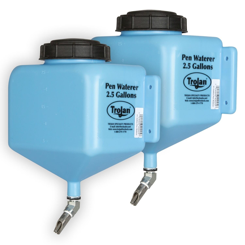Trojan® Model 33 Cast Aluminum Cup Waterer #12513
