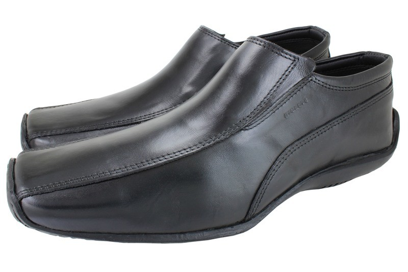 Mens Shoes Genuine Leather Black - SUGGESTED RETAIL PRICE $45.00 - WHOLESALE PRICE $9 - Minimum purchase 8