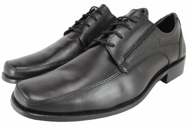 Mens Shoes Genuine Leather Black - SUGGESTED RETAIL PRICE $45.00 - WHOLESALE PRICE $10 - Minimum purchase 5
