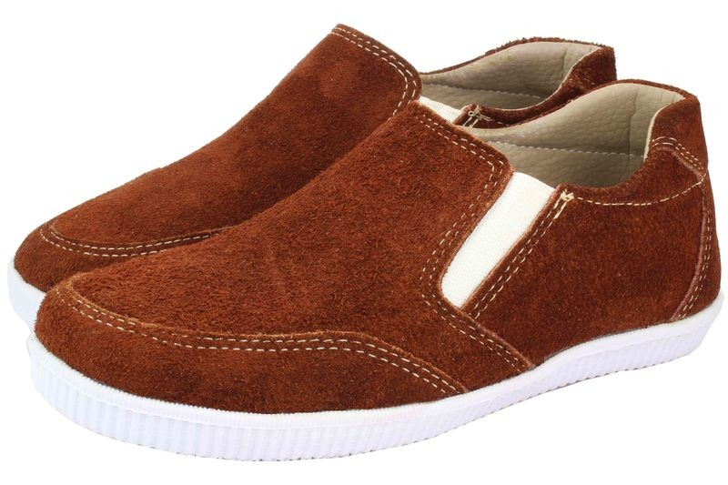 Boys Shoes Genuine Suede Leather Light Brown - SUGGESTED RETAIL PRICE $30.00 - WHOLESALE PRICE $5 - Minimum purchase 10 pairs
