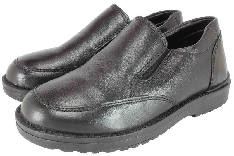 Boys Shoes Genuine Leather Black - SUGGESTED RETAIL PRICE $30.00 - WHOLESALE PRICE $7.5 - Minimum purchase 14 pairs