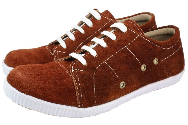 Mens Shoes Genuine Suede Leather light Brown - SUGGESTED RETAIL PRICE $45.00 - WHOLESALE PRICE $7 - Minimum purchase 11pairs