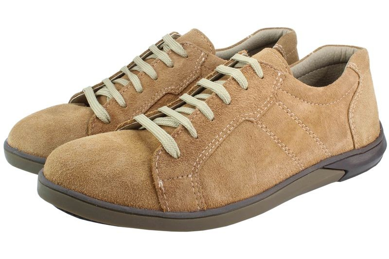 Mens Shoes Genuine Suede Leather Beige - SUGGESTED RETAIL PRICE $45.00 - WHOLESALE PRICE $7 - Minimum purchase 11pairs