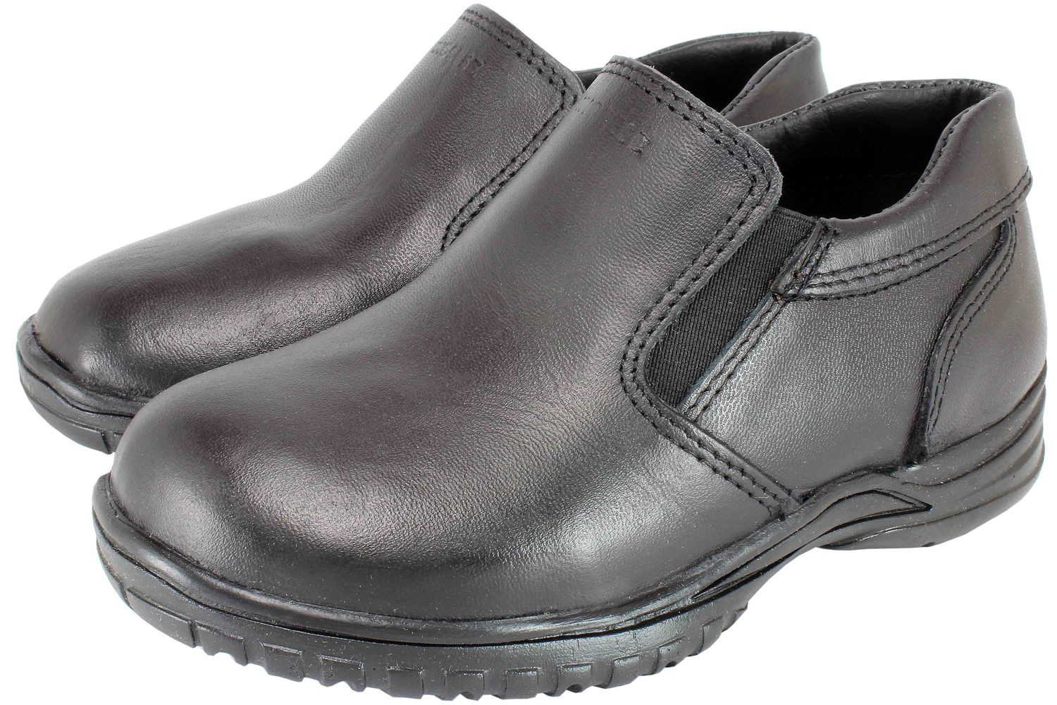 Boys Shoes Genuine Leather Black - SUGGESTED RETAIL PRICE $30.00 - WHOLESALE PRICE $7 - Minimum purchase 9 pairs