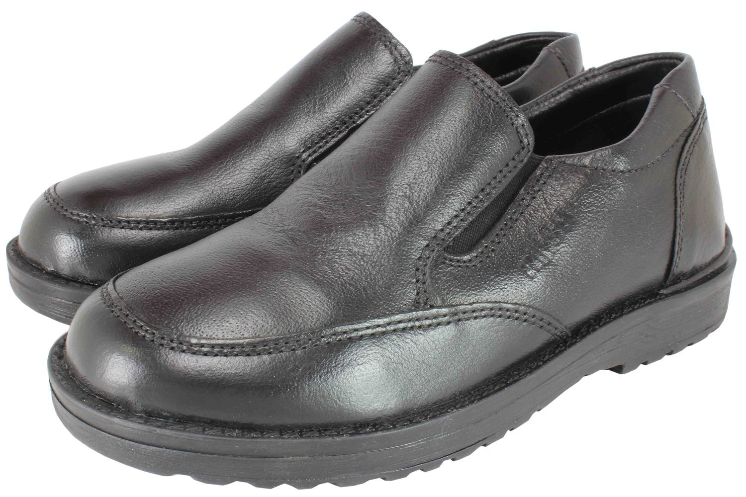Boys Shoes Genuine Leather Black - SUGGESTED RETAIL PRICE $30.00 - WHOLESALE PRICE $7 - Minimum purchase 14