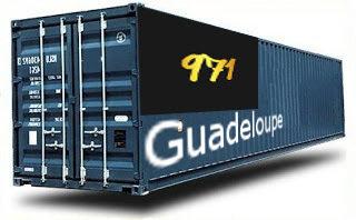 Guadeloupe groupage maritime