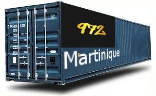Martinique groupage maritime