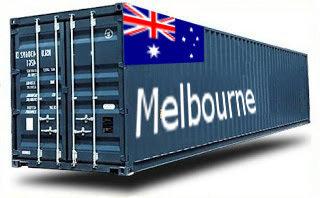 Australie Melbourne groupage maritime