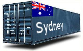 Australie Sydney groupage maritime