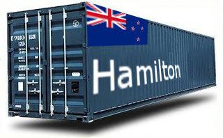 Nouvelle-Zélande Hamilton groupage maritime