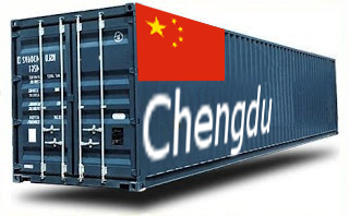 Chine Chengdu- France Import groupage maritime