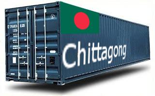 Bangladesh Chittagong - France Import groupage maritime