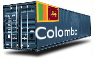 Sri Lanka Colombo groupage maritime