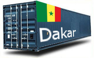 Sénégal Dakar groupage maritime