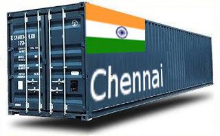 Inde Chennai / Madras - France Import groupage maritime