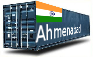 Inde Ahmenabad - France Import groupage maritime
