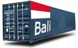 Indonésie Bali - France Import groupage maritime
