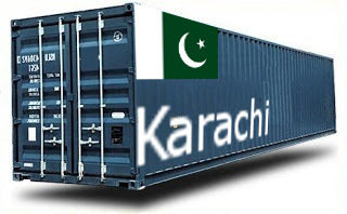 Pakistan Karachi - France Import groupage maritime