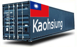 Taiwan Kaohsiung - France Import groupage maritime