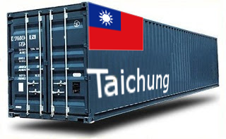 Taiwan Taichung - France Import groupage maritime