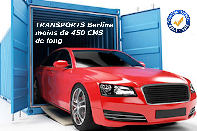 Déménagement / Transport Métropole Voiture Berline