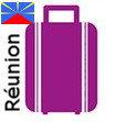 Transport 1 colis, bagage Métropole Réunion