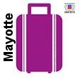 Transport 1 colis, bagage Métropole Mayotte