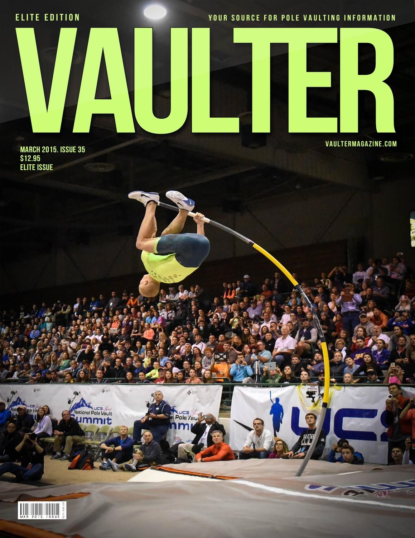 3 Year Hard Copy Subscription of Vaulter Magazine