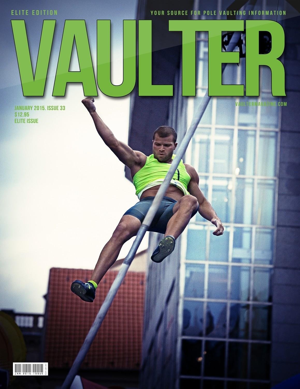 4 Year Hard Copy Subscription of Vaulter Magazine