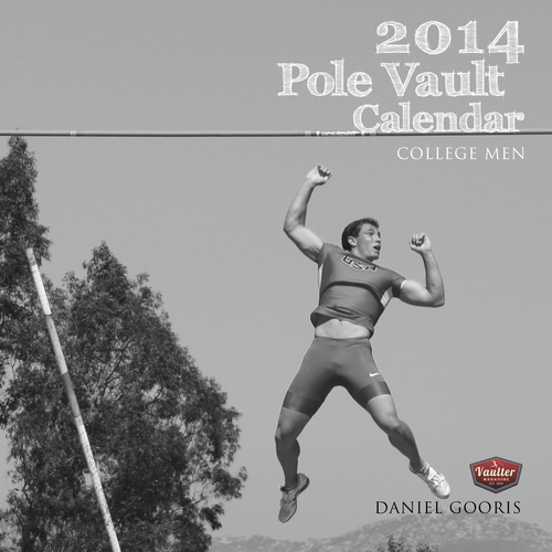 2014 Men College SERIES TWO Calendar Buy 2 get Third for $10 Off