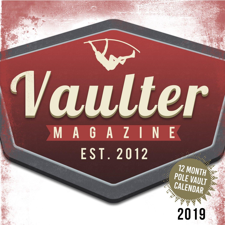 2019 Pole Vaulters Series 1 Calendar