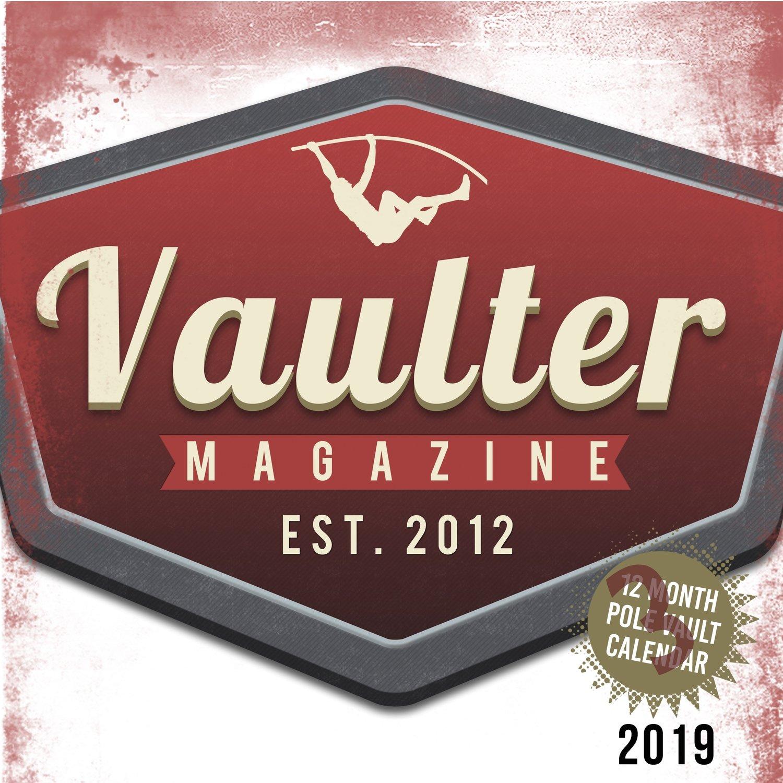 2019 Pole Vaulters Series 3 Calendar