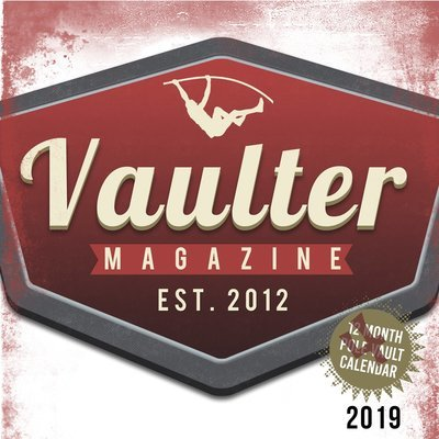 2019 Pole Vaulters Series 4 Calendar