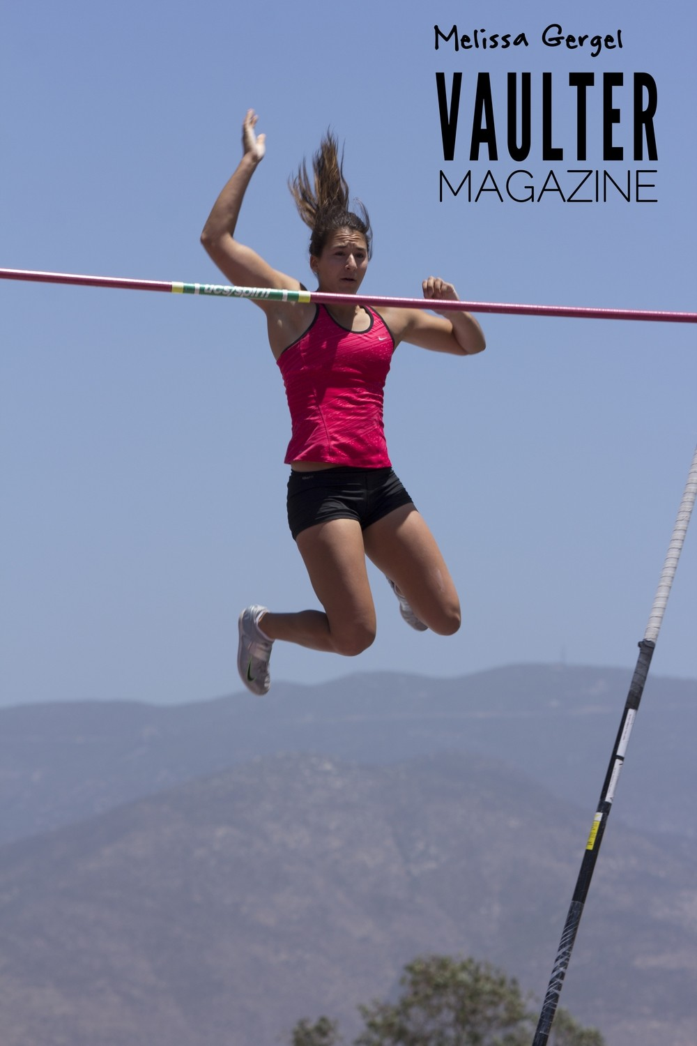 Six Poster Pack of Elite Vaulters Two