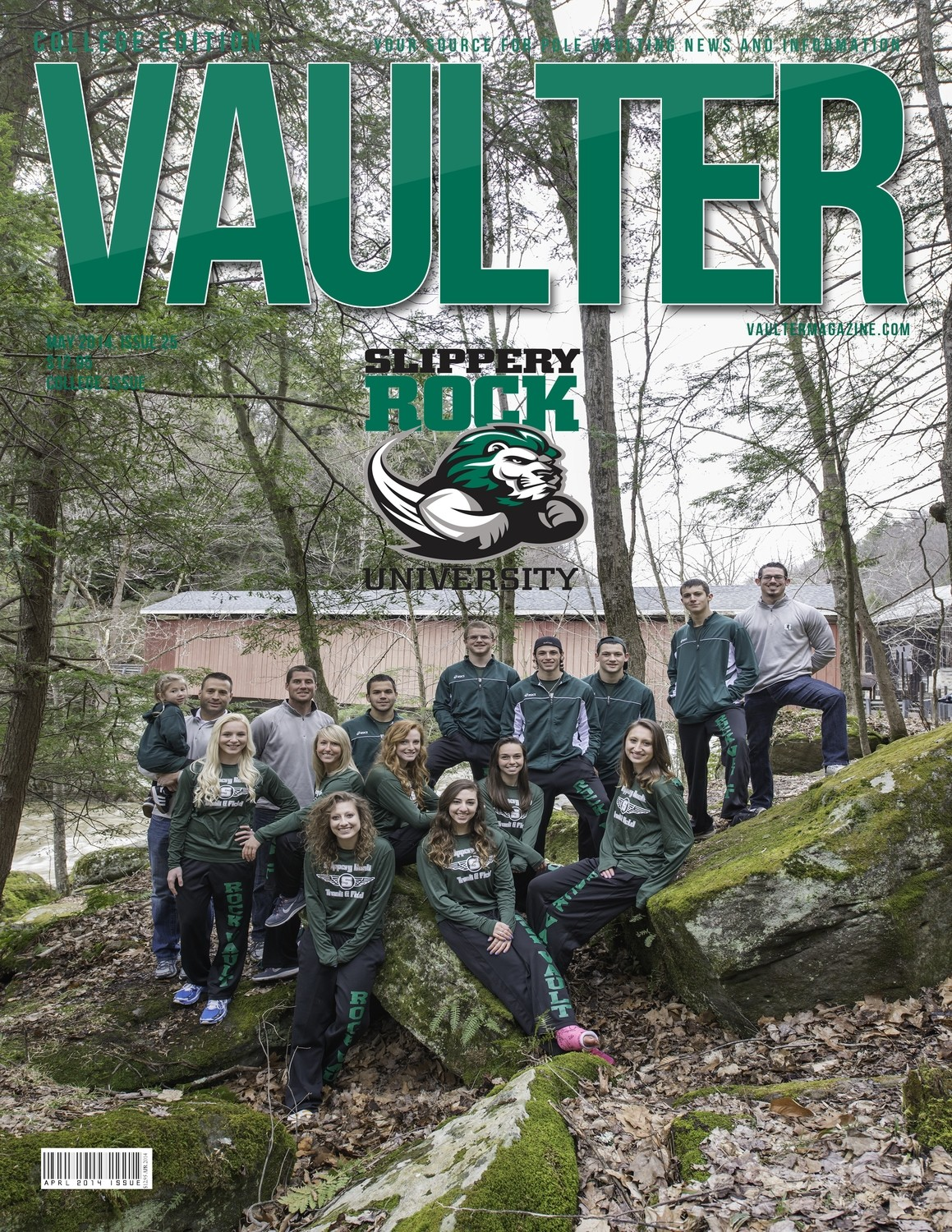 Buy 2 Slippery Rock University Posters get the third one FREE
