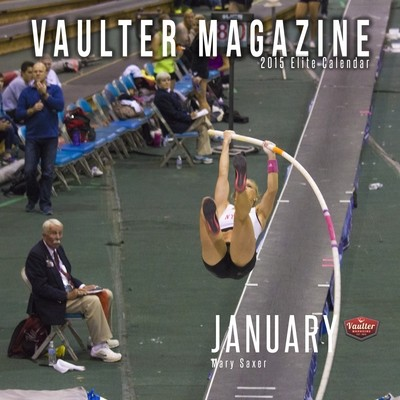 2015 Elite Pole Vault Calendar