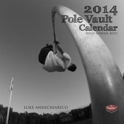 2014 Guys High School SERIES TWO Calendar