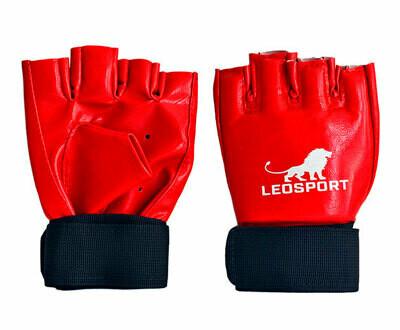 Перчатки для боев без правил натуральная кожа