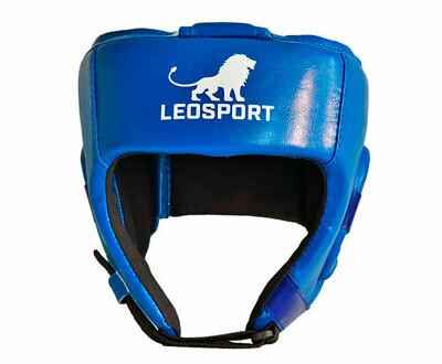 Шлем боксерский взрослый литой