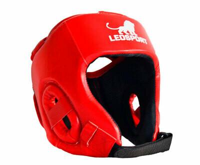 Шлем Leader для бокса, для рукопашного боя и единоборств
