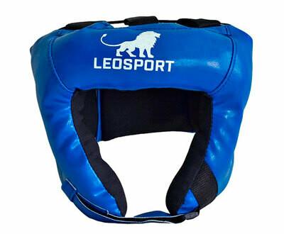 Шлем боксерский взрослый набивной
