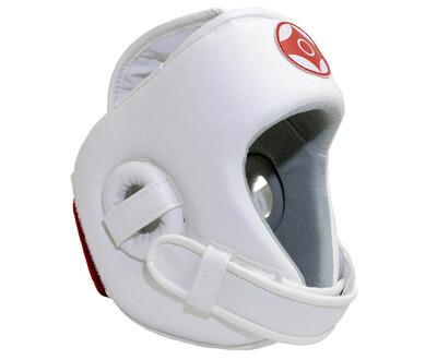 Шлем для каратэ открытый N2 (кожзаменитель)
